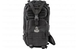 "Rukx Gear Tactical 1 Day 600D Polyester 18"" x 11"" x 11"" Black"