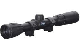 "BSA S39X32WR Special Series 3-9x 32mm Obj 39.8-13 ft @ 100 yds FOV 1"" Tube Dia Black Matte Duplex"