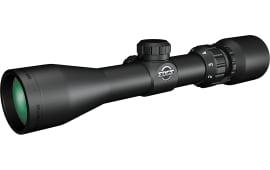 "BSA PS27X28 Edge 2-7x 28mm Obj 60-16 ft @ 100 yds FOV 1"" Tube Dia Black Duplex"