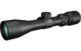 "BSA PS27X32 Edge 2-7x 32mm Obj 60-16 ft @ 100 yds FOV 1"" Tube Dia Black Duplex"
