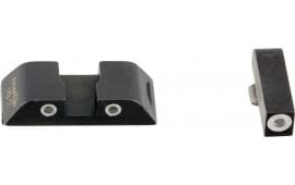 AmeriGlo GL119 Classic Night Sights For Glock 45/10 Green