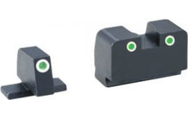 AmeriGlo SG181 Tall Classic Sig Night Sights