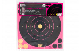 "Pro-Shot 8B-PINK-6PK 8"" Splatter Sightin PNK"