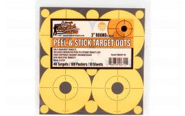 "Pro-Shot 3rdOT-40 3"" ORG Peel TRG Dots"