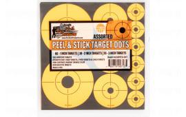 Pro-Shot ASSORTED-DOT Asst ORD Peel TRG Dots