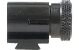 Lyman 3171076 Front Target Front Target Sight Muzzleloader Blued
