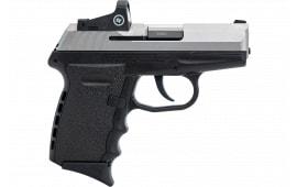 SCCY CPX-2TTRDDE TT/BLK Nosafe Red Dot 10R