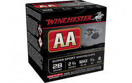 Winchester Ammo AASC288 AA SPT CLY 3/4 - 25sh Box
