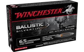 Winchester Ammo SBST65CM 6.5 Creedmoor 140BST - 20rd Box