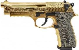 EAA 390088 Girsan Regard MC DLX 18rd Gold