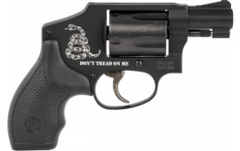 Smith & Wesson M442 13222 38 1 7/8 DON'T Tread ON ME Revolver