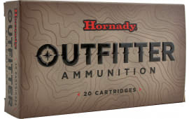 Hornady 82212 Outfitter 300 Weatherby 180 GMX OTF - 20rd Box
