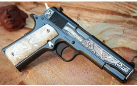 Colt Defense O2991TME Emiliano Zapata CENT. .38SUPER Royal Blue 1 OF 500