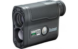 Bushnell 202355 Scout DX 6x 21mm 5 yds 1000 yds 367 ft @ 1000 yds Black