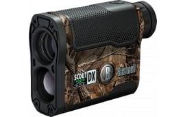 Bushnell 202356 Scout DX 6x 21mm 5 yds 1000 yds 367 ft @ 1000 yds Realtree AP
