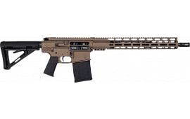 "Diamondback DB-10 Semi-Automatic AR-10 Rifle .308/7.62X51 20rd 16"" Barrel - FDE Finish - DB10CCMLFDE"
