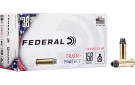 Federal TP38VHP1 38 158 VHP TRN/PRT - 50rd Box