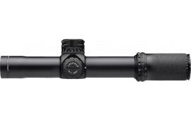 Leupold 114921 Mark 8 1.1-8x 24mm Obj 92 ft-14.7 ft @ 100 yds FOV 34mm Tube Dia Black Matte Illuminated Mil-Dot