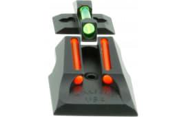 Williams 47499 FireSight Pistol Ruger LC9 Aluminum Green Aluminum Red Black