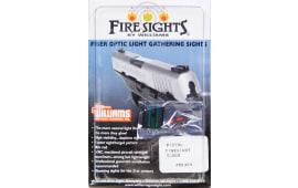 Williams 56359 FireSight All For Glocks Red, Green