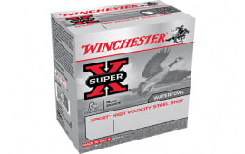 "Winchester Ammo WEX12HBB Super X Xpert High Velocity 12GA 2.75"" 1 1/8oz BB Shot - 25sh Box"