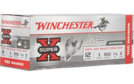 "Winchester Ammo WEX1232VP Xpert 3"" 11/8 STL - 100sh Box"