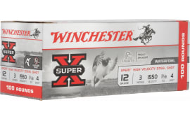 "Winchester Ammo WEX1234VP Xpert 3"" 11/8 STL - 100sh Box"