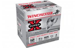"Winchester Ammo WEX12LM2 Super-X Xpert High Velocity 12GA 3.5"" 1 1/4oz #2 Shot - 25sh Box"