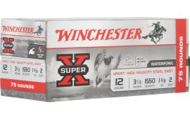 Winchester Ammo WEX12L2VP Xpert 3.5 13/8 STL - 75sh Box