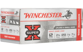 Winchester Ammo XU12H7VP Supx Hvygame - 100sh Box
