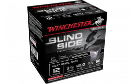 "Winchester Ammo SBS12LBB Blindside 12GA 3.5"" 1 5/8oz BB Shot - 25sh Box"