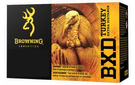 """Browning Ammo B193912035 BXD Turkey 20GA 3"""" 1 1/4oz #5 Shot - 10sh Box"""