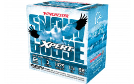 "Winchester Ammo WXS123BB Xpert Snow Goose High Velocity 12GA 3"" 1 1/4oz BB Shot - 25sh Box"