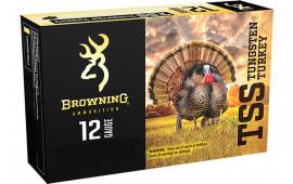 """Browning Ammo B193921237 TSS Tungsten 12GA 3"""" 1 3/4oz #7 Shot - 5sh Box"""