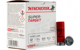 Winchester Ammo TRGT12007 SUP TGT 7.5 1OZ - 25sh Box