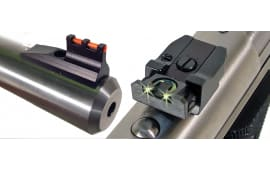 Williams 71033 FireSight Pistol Glock 42/43 Red Black