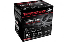 "Winchester Ammo XSC10BB Drylock Super Steel Magnum 10GA 3.5"" 1 5/8oz BB Shot - 25sh Box"