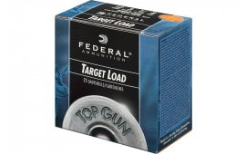 "Federal TG128 Top Gun 12GA 2.75"" 1 1/8oz #8 Shot - 25sh Box"