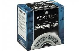 "Federal WF1684 Speed-Shok Waterfowl 16GA 2.75"" 15/16oz #4 Shot - 25sh Box"