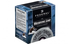 "Federal WF1072 Speed-Shok 10GA 3.5"" 1 1/2oz #2 Shot - 25sh Box"