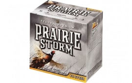"Federal PFS207FS4 Prairie Storm 20GA 3"" 7/8oz #4 Shot - 25sh Box"