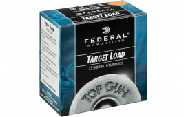"Federal TG1228 Top Gun 12GA 2.75"" 1oz #8 Shot - 25sh Box"
