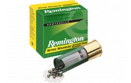 "Remington Ammunition NM20S4 Nitro Mag 20GA 2.75"" 1 1/8oz #4 Shot - 25sh Box"
