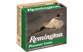 """Remington Ammunition PL204 Pheasant 20GA 2.75"""" 1oz #4 Shot - 25sh Box"""