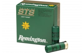 "Remington Ammunition STS12L9 Premier STS Target Load 12GA 2.75"" 1 1/8oz #9 Shot - 25sh Box"