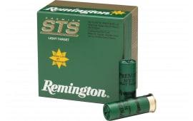 "Remington Ammunition STS12NH8 Premier STS Target Load 12GA 2.75"" 1 1/8oz #8 Shot - 25sh Box"