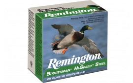 "Remington Ammunition SSTHV12HM2 Sportsman 12GA 3"" 1 1/4oz #2 Shot - 25sh Box"