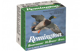 "Remington Ammunition SSTHV12HM1 Sportsman 12GA 3"" 1 1/4oz #1 Shot - 25sh Box"