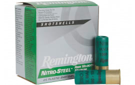 "Remington Ammunition NS16HV4 Nitro Steel 16GA 2.75"" 15/16oz #4 Shot - 25sh Box"