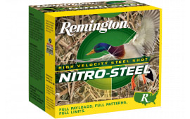 "Remington Ammunition NSI10M2 Nitro Steel 10GA 3.5"" 1 1/2oz #2 Shot - 25sh Box"